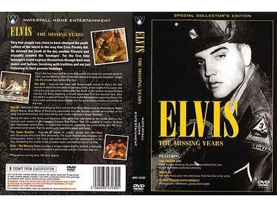 Elvis, The Missing Years