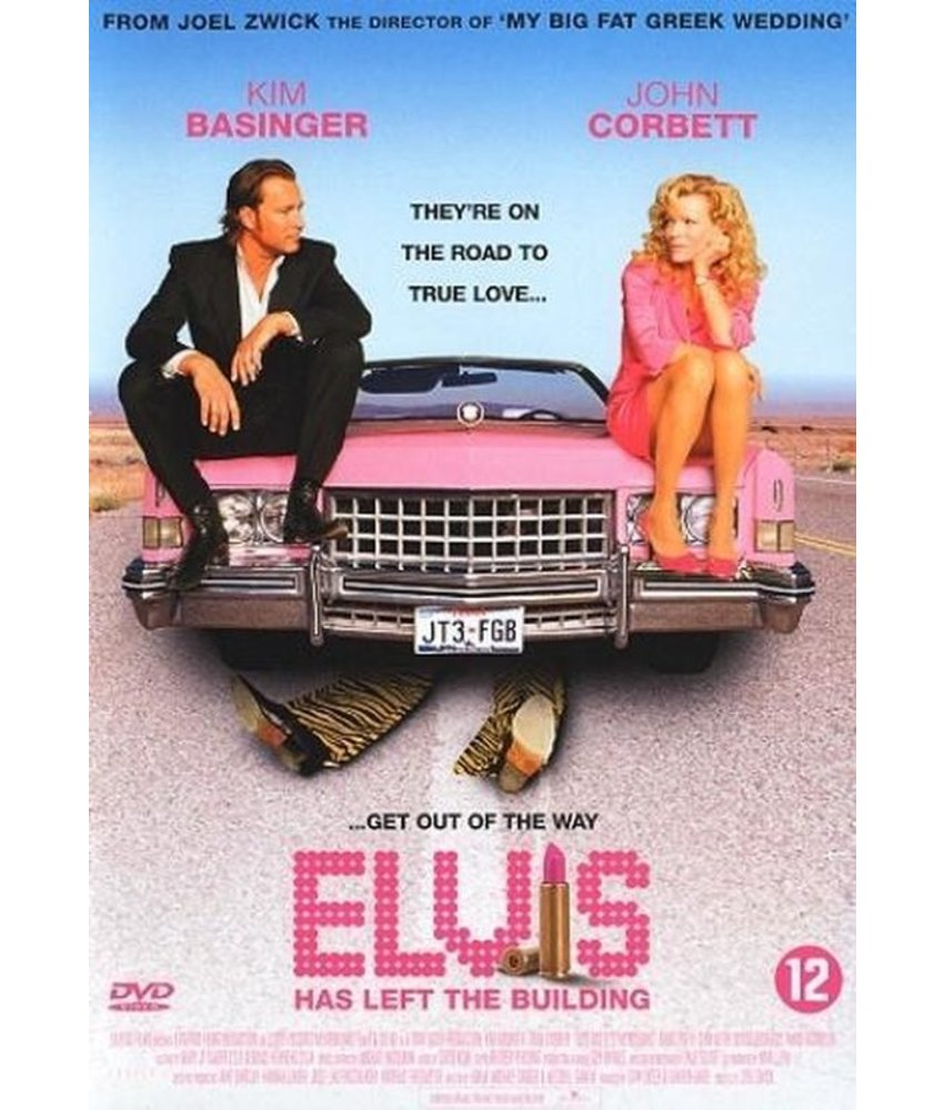 DVD - Elvis Has Left The Building