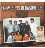 From Elvis In Nashville - 2 LP Black Vinyl Set