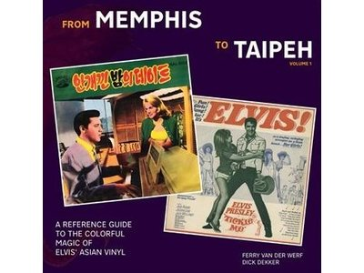 From Memphis To Taipeh - A Reference Guide To Asian Vinyl