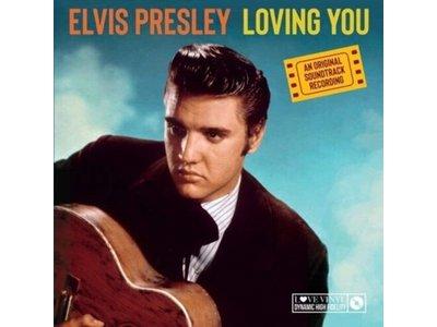 Elvis Presley Loving You Black Vinyl - 33 RPM Vinyl My Generation Music Label