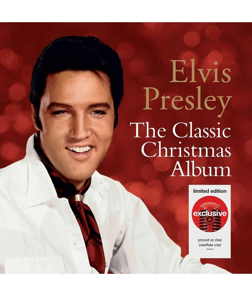 Elvis Presley - The Classic Christmas Album On Snowflake Vinyl