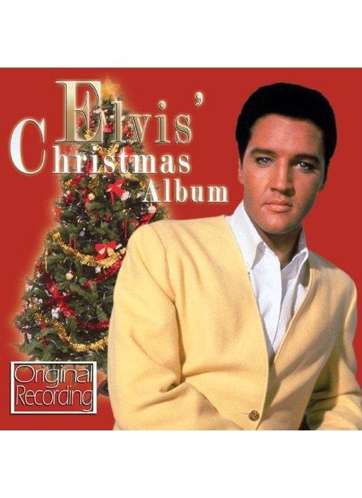 Elvis' Christmas Album - Original Recordings On The  Hallmark Label