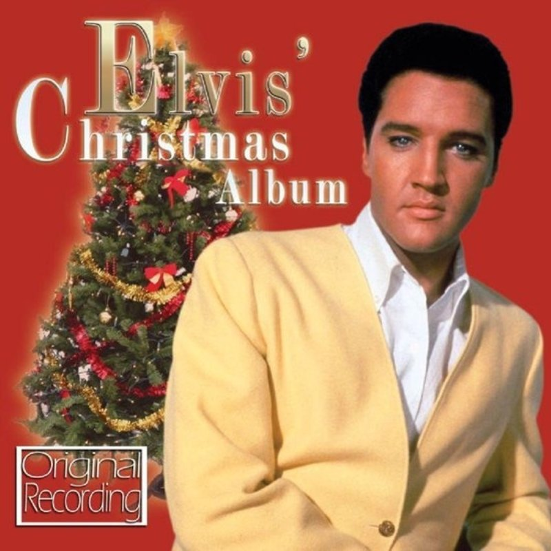 Elvis' Christmas Album - Original Recordings On The Hallmark Label