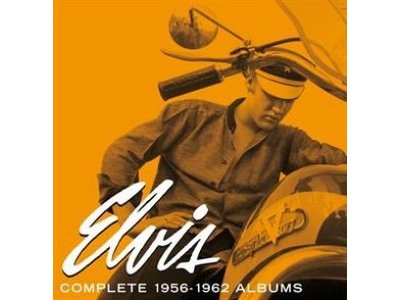 Elvis The Complete 1956 - 1962 Albums 8 CD Box-Set