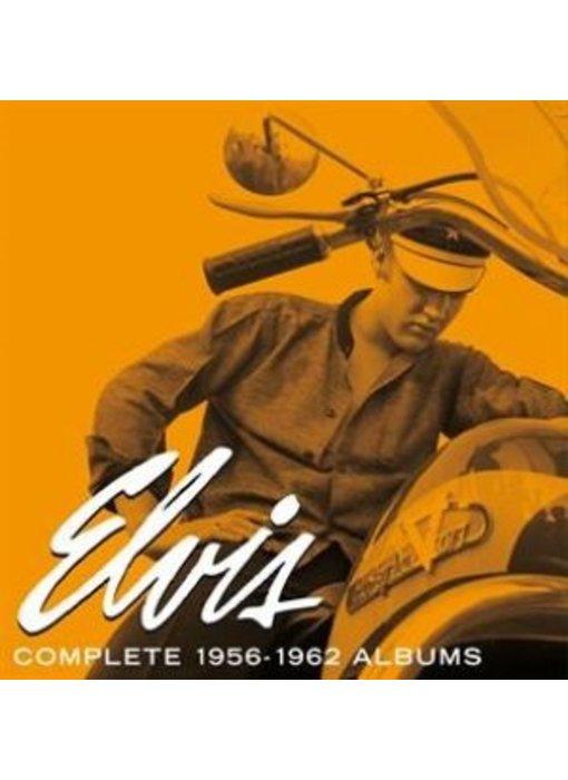 Elvis The Complete 1956 - 1962 Albums 8 CD Box-Set