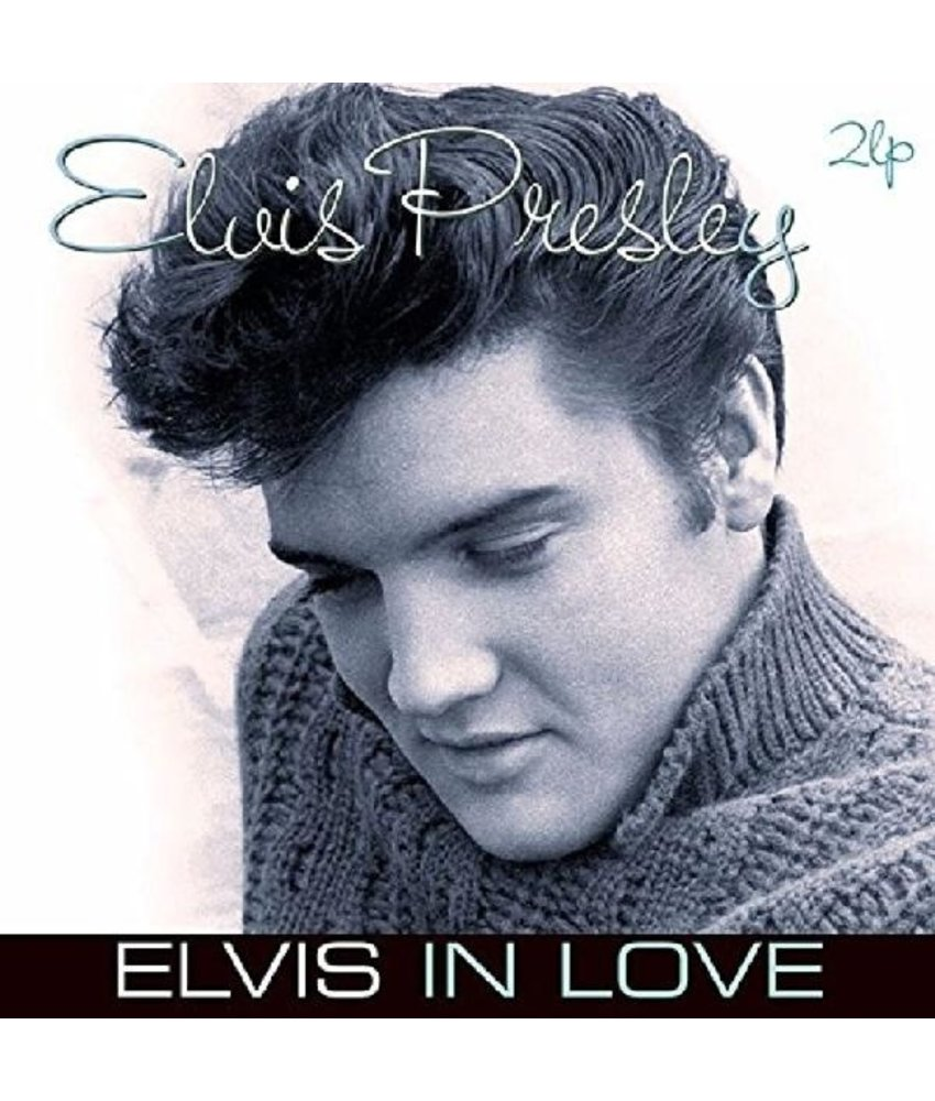 Elvis In Love - 2 LP Vinyl Passion Label