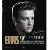 Elvis De Legende - Dutch Book With Archival Material From Graceland