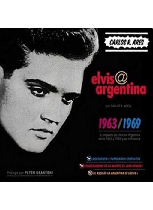 Elvis @ Argentina 1963 - 1969