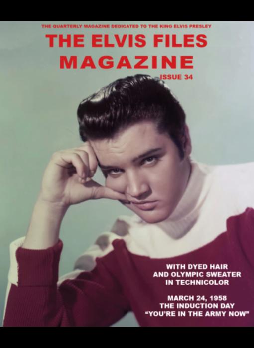 Elvis Files Magazine - No. 34