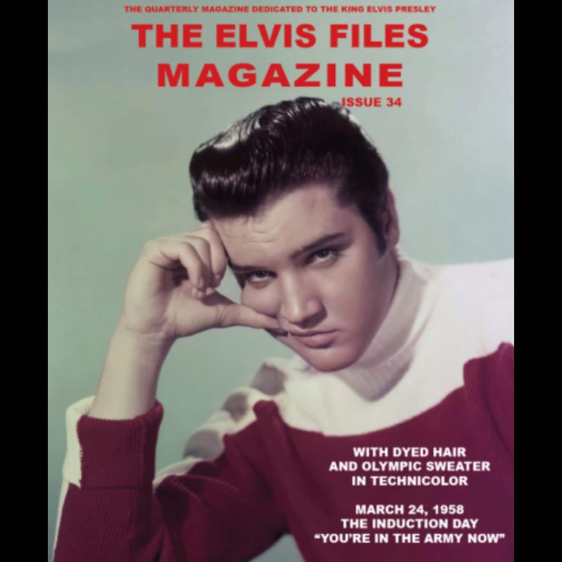 Elvis Files Magazine - Nr. 34