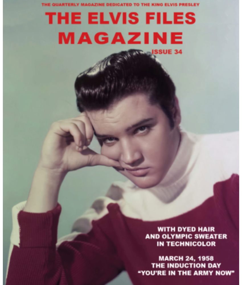 Elvis Files Magazine - Nr. 34