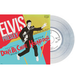 Elvis Presley Don't Be Cruel / Hound Dog Japan Edition Re-Issue Silver Vinyl