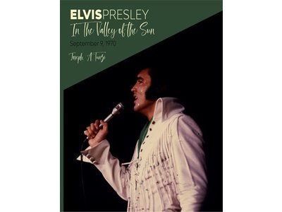 Elvis Presley - In The Valley Of The Sun - JAT Productions