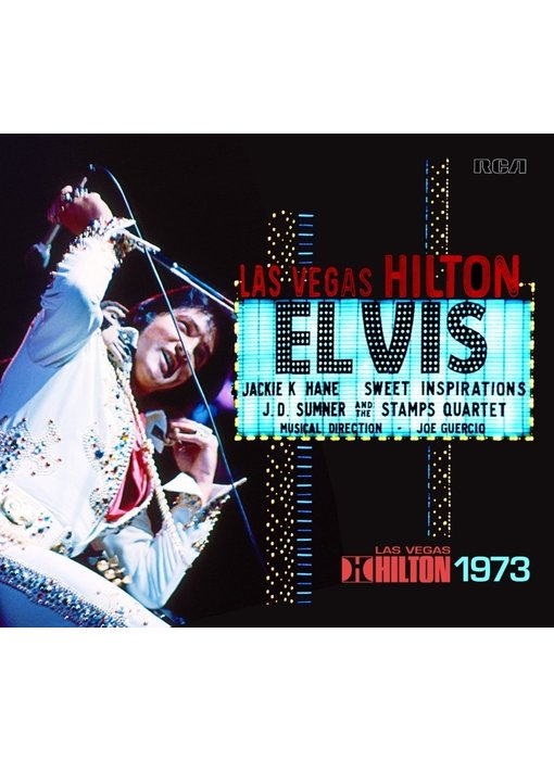 FTD - Elvis Las Vegas Hilton 1973
