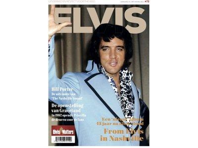 Magazine - ELVIS 72