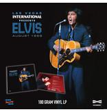 MRS - Las Vegas International Presents Elvis August 1969 - 1 LP Black Vinyl