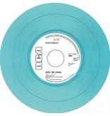 Elvis Presley Don't Be Cruel / Hound Dog Japan Edition Re-Issue Blue Vinyl