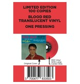 Elvis Presley Kiss Me Quick / Suspicion Japan Edition Re-Issue Red Vinyl