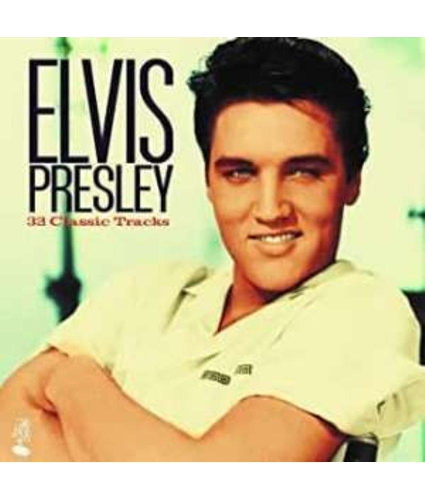Elvis Presley 32 Classic Tracks - Prestige Label