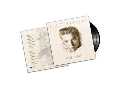 Elvis In Love - Bellevue Label
