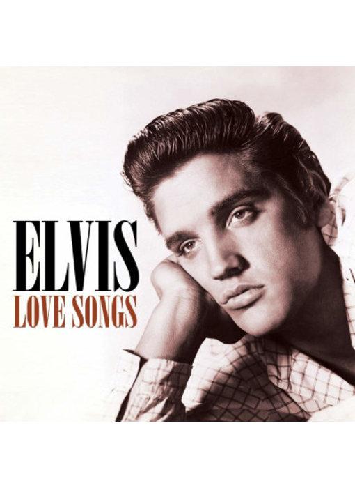 Elvis Love Songs - MusicBank Label