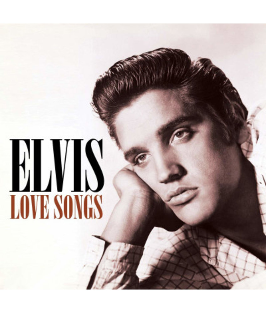 Elvis Love Songs - MusicBank Label