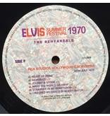 MRS - Elvis Summer Festival 1970 The Rehearsals - 3 LP Black Vinyl Gatefold Set