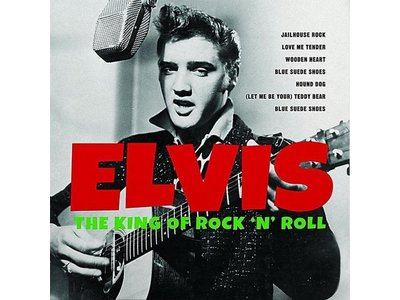 Elvis The King Of Rock 'n' Roll - Bellevue Label