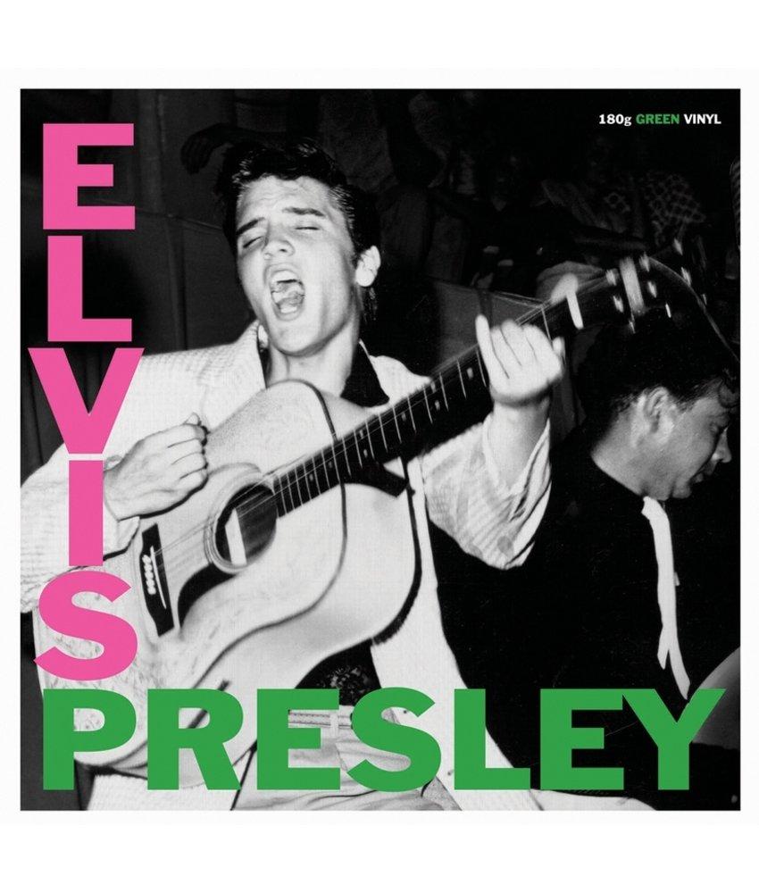 Elvis Presley - His Debut Album On Green Vinyl - 33 RPM Vinyl Not Now Music Label
