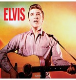 Elvis - His Second Album On Red Vinyl - 33 RPM Vinyl Not Now Music Label