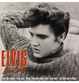 Elvis Love Songs 33 RPM Delta Entertainment Label