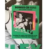 Elvis Presley - His Debut Album On Vinyl 33 RPM Groove Replica Label With CD