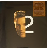 Elvis 2ND To None 33 RPM Music On Vinyl RCA Label