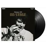 Elvis On Stage 33 RPM Music On Vinyl RCA Label
