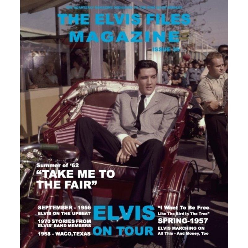 Elvis Files Magazine - Nr. 35