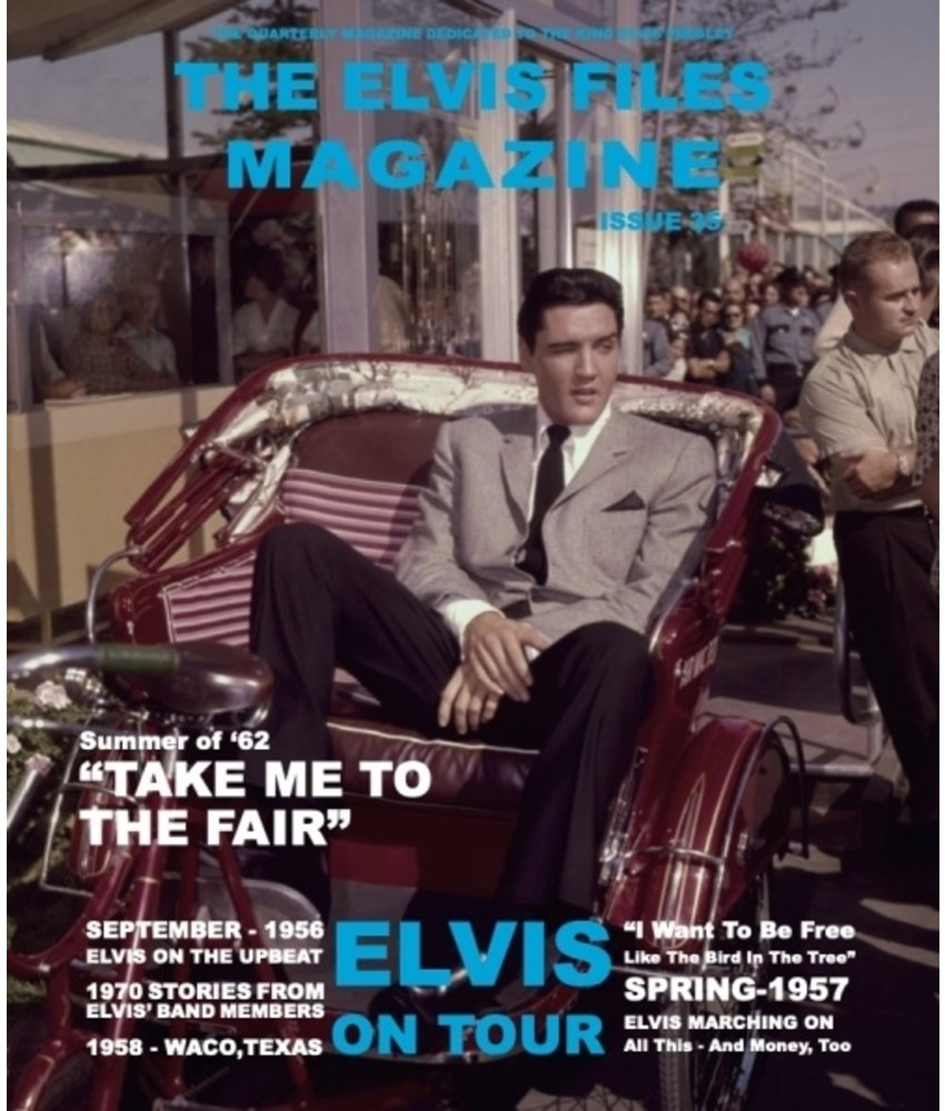 Elvis Files Magazine - No. 35