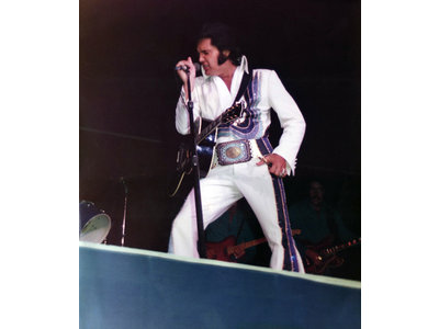 FTD - Elvis In Fort Worth, Texas 1974