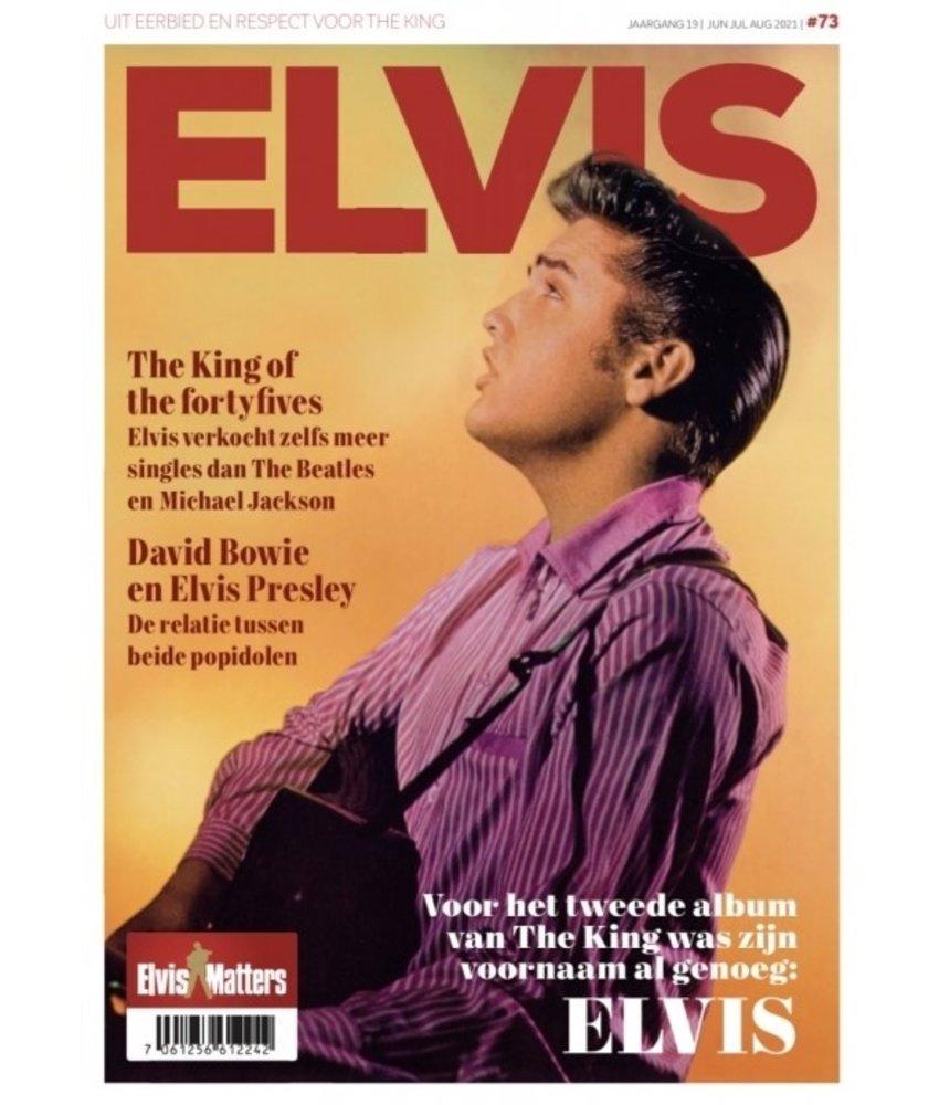 Magazine - ELVIS 73