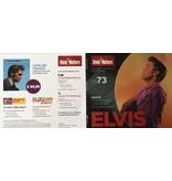 Magazine With CD - ELVIS 73