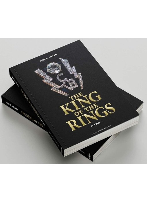 Elvis The King Of The Rings Vol. 1