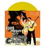 Elvis Presley King Creole Vol 3 - Yellow Vinyl EP  Memphis Mansion Label
