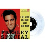 Elvis Presley I Got Stung / One Night  Italian Edition Re-Issue Glow In The Dark Vinyl