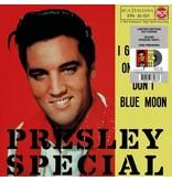 Elvis Presley I Got Stung / One Night Italian Edition Re-Issue Silver Opaque Vinyl