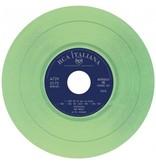 Elvis Presley I Need You So Italian Edition Re-Issue Green Opaque Vinyl