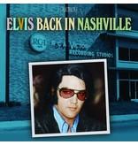 Elvis Back In Nashville - 2 LP Black Vinyl-Set