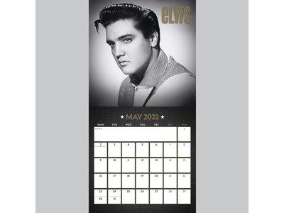 Calendar 2022 - Elvis Danilo Square