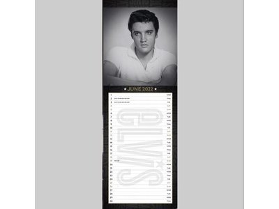 Calendar 2022 - Elvis Danilo Slim