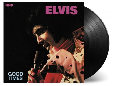 Good Times - Black Vinyl  33 RPM Music On Vinyl RCA Label