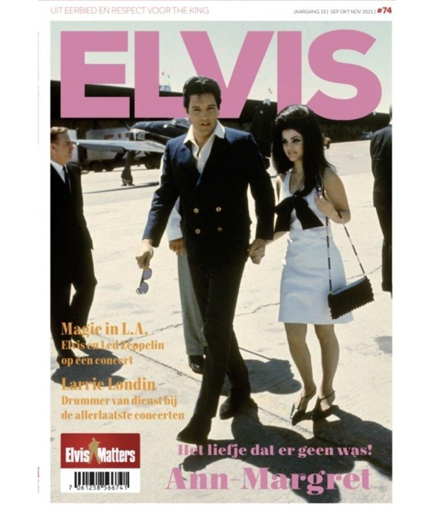 Magazine - ELVIS 74